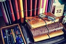 Traveler's Notebook / All about traveler's notebooks and how they can be used