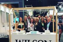 Trade Shows / Wilson Fabrics