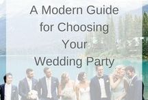 Wedding Planning Tips / If you are considering a Canadian Rocky Mountain Wedding, then we have wedding planning tips and advice for you! Of course, there's great wedding advice for anyone planning a wedding!