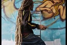 Dreadlocks / Beautiful people with beautiful dreads