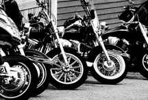 Black & White Ride