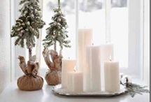 Christmas: Decor / Everything Chrismassy around the home / by Tasha Maher