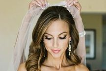 THE Finishing Bridal Touches (To top it all off) / Veils, Headpieces and Tiara's / by Tasha Maher