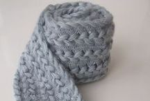 Crochet your Scarves