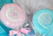 Celebrations: Baby Shower Ideas and crafts / From Gifts to Decor  / by Tasha Maher
