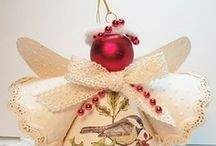 Christmas: Crafts / All Things Christmas Especially if it's Glittery!! / by Tasha Maher