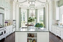 Home Design and Decor (Interior) / All of my favorite interior designs. / by Jackie Stogsdill