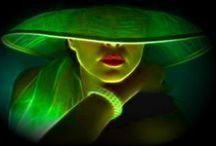 Shades of GREEN • FASHION