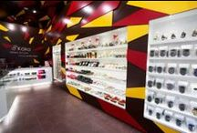 Various Projects by Indesign / Have a look at a variety of our completed retail design projects!