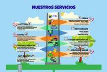 Castillo Grupo - Productos y servicios / Nuestras instalaciones, nuestros principales productos y servicios. Información general y noticias de Castillo Grupo Inphography