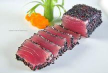Fresh Sashimi Style