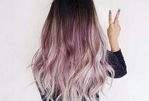 H A I R / hairstyles, haircuts, hair colors....
