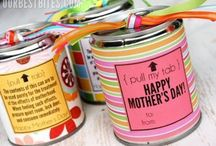 Mother's and Father's day ideas