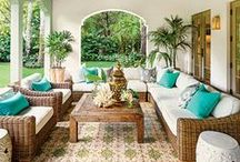 Luxury Living Spaces / Just a collection of some of our favorite luxury living spaces we've seen on Pinterest.