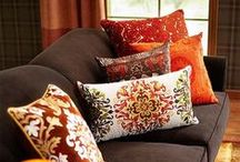 Home Decor for Fall / Great items and home design inspiration for a seasonal touch.