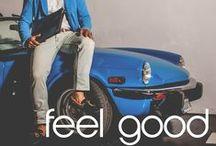Outfit - Feel Good / Look muy especial, porque es la primera colaboración en el blog. Colaboración con la diseñadora Malagueña Stella Rittwagen.