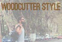 Outfit - Woodcutter Style / Look muy urbano y transgresor, colaboración J.Slims Gafas de Madera.