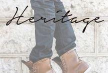 Outfit - Heritage / El frío ha llegado para quedarse.El outfit tiene un aire neoyorkino, con ese toque cosmopolita. Muy cómodo y abrigado.