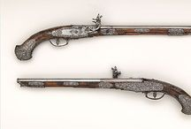 Weapons (Colonial) / by Dave