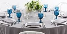 Looks We Love / Party Rental Ltd.'s tabletop styling to inspire your next event. Want to see more? Then head to our website! www.partyrentalltd.com