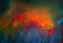 Acrylics / Acrylic paintings