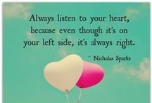 """""""That's What S/he Said"""" / Inspirational Sayings and Quotes"""