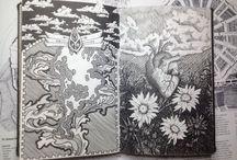 Doodle / Doodle, zentangle and mandala