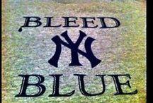 ⚾️ NY YANKEES  ⚾️ / I Love the Bronx Bombers! / by Kelly Norelius