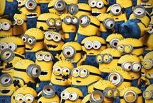 MINION MADNESS / by Kelly Norelius