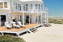 Beach House / Interiors in Bohemian Beach style.