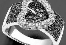 Wedding rings / A wedding ring or wedding band is a metal ring indicating the wearer is married