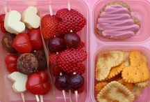 Bento Lunch Boxes / Everything you need for a fun.. healthy lunch