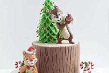 Cake Art -  Disney / All kind of cakes inspired by Disney movies or Disney parks