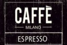 YO, MAN! Un caffe', per favore. E grazie. / About caffe' and the rest  of the life that comes with it. / by sladjo
