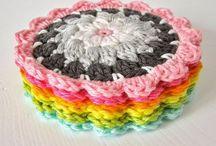 Crochet rounds