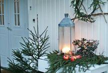 Jul/Christmas / Hobby og ideer for julen