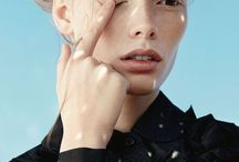 Inspo-beauty editorials