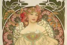 Art Nouveau - Alfons Mucha