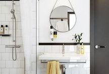 Bathroom / Collecting things that I'd like to see in my dream bathroom.