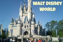 It's the Happiest Place on Earth, Damnit!! / Everything for my future trip to Walt Disney World