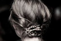 HAIR / decoracion con  mi pelo