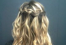 Hair & Nails / by Kristine Heder