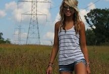 Gorgeous and style / by Payton Berry