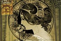 Art Nouveau / by Chelsea Borcherding