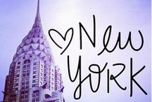 I <3 New York / Best Place in the World