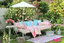 my dream garden / by Gloria Washington