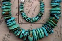 Turquoise / by Gloria Washington