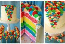 Cakes / by Gloria Washington