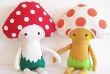 mushroom / by Gloria Washington