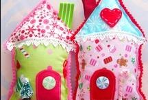 little house / by Gloria Washington